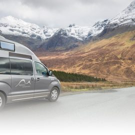 NON SPENDING CAMPERVANS