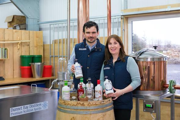 Dunnet Bay Distillery