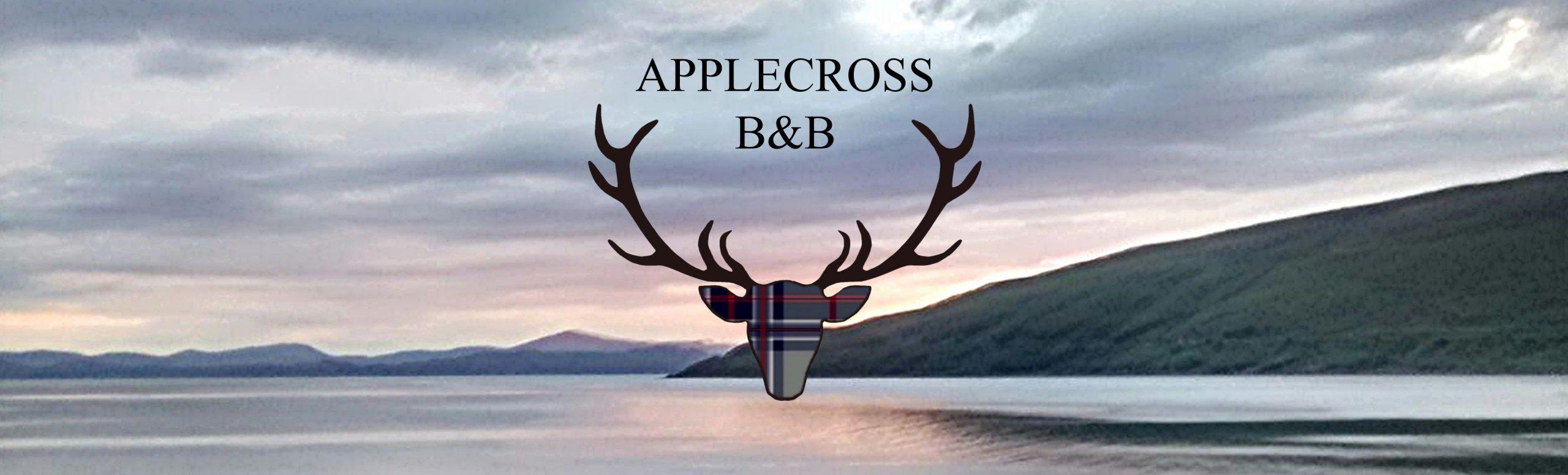 Apple cross B&B