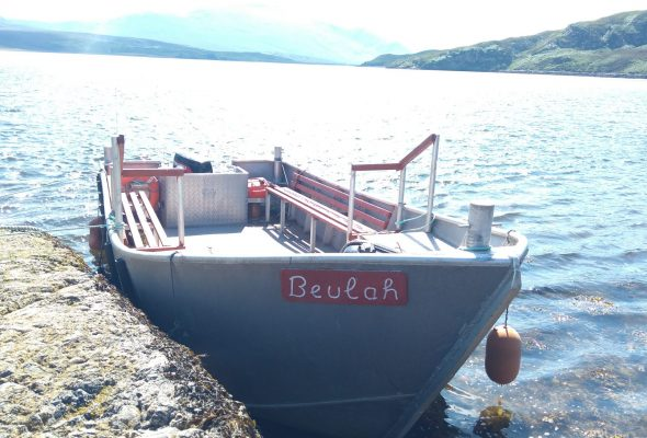 Cape Wrath Ferry